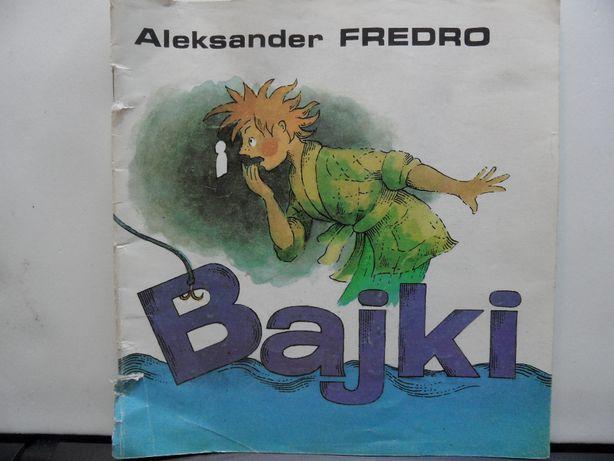A. Fredro Bajki