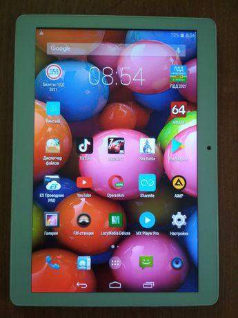 Планшет 10 дюймов ZL10 2/32 3G 2сим