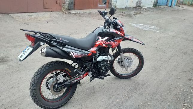 Срочно продам!!!Мотоцикл Geon Lignt 200