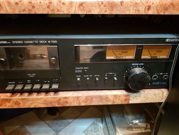 magnetofon kasetowy M 7020