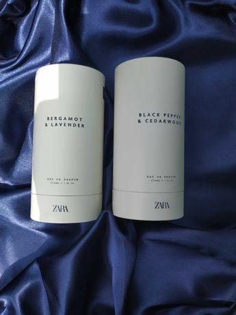 Мужские духи Zara Парфум Bergamot & Lavender 80 ML Одеколон