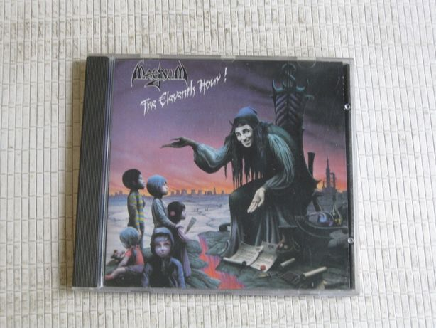 magnum / the eleventh hour / 1983
