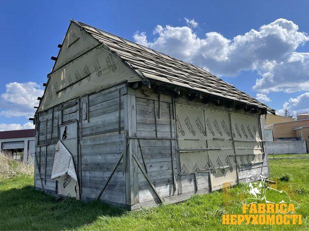 Продаж переносного дерев'яного будинку!