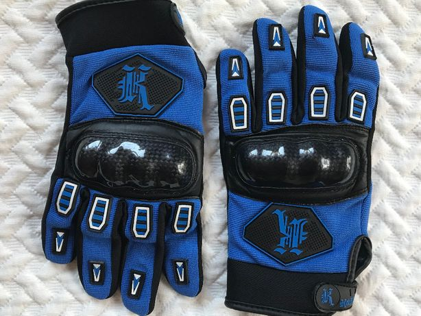Rękawiczki na motor,quad,cross,enduro roz: XS,S,M,L,XL i XXL.
