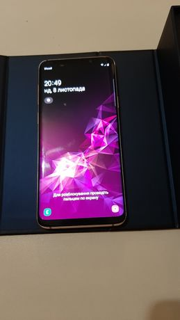 Samsung S9 Duos. 4/64 Gb. Официал. Супер состояние!