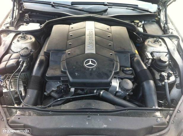 Motores Usado Mercedes Caixa de Velocidades Automatica Arranque Alternador compressor Arcondicionado