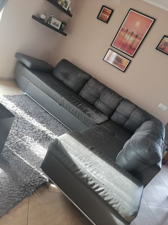Narożnik kanapa do renowacji