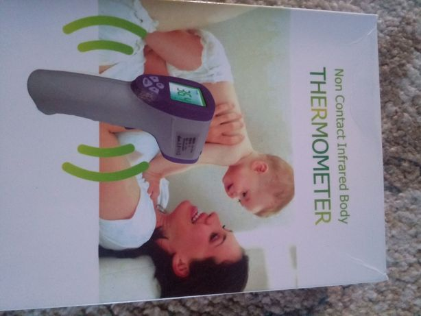 Termometr bezdotykowy dla dzieci dla dorosłych