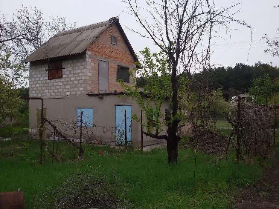 Дачный участок с домом Кам'янське - зображення 1