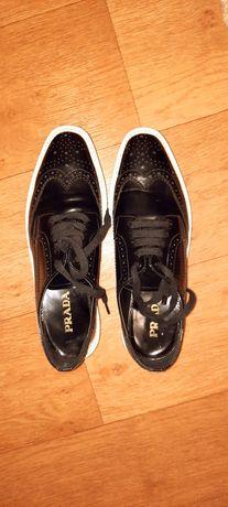 Туфли черные 35р