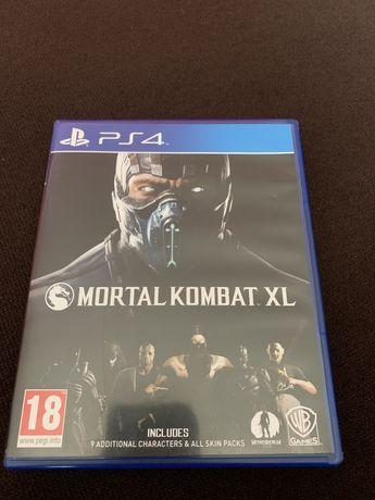 Mortal Kombat XL -PS4