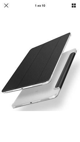 Для Apple iPad Pro 2018 Тонкий кожаный магнитный чехол Фолио Сте