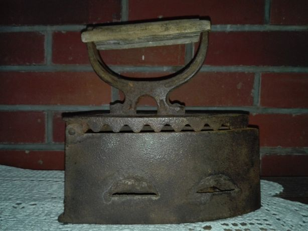 Stare żelazko antyk