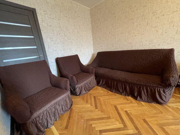 Диван и 2 кресла СРОЧНО
