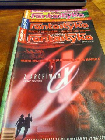 Czasopismo fantastyka 1998r