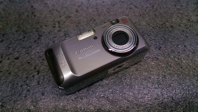 Фотоапарат Canon A460