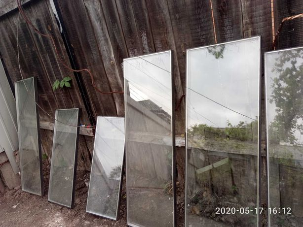 Стеклопакет из 3 стекол 100 грн