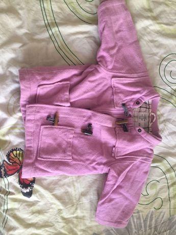 Пальто H&M на дівчинку