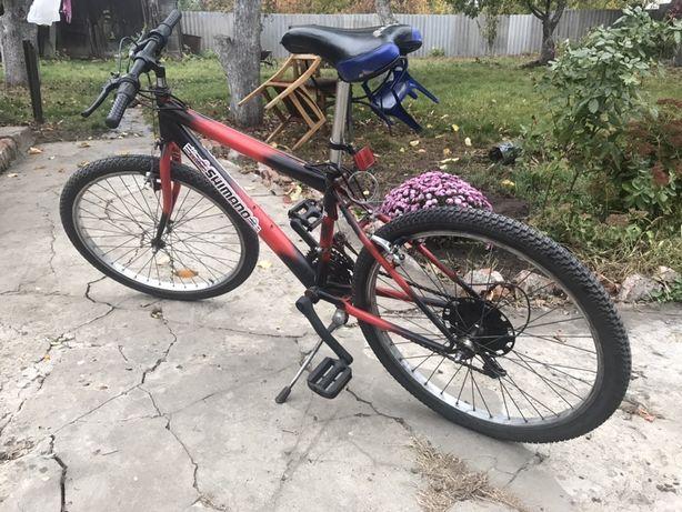 Обмен подросткового велосипеда на больший