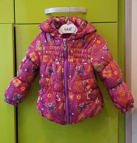 Куртка и штаны-комбез на весну/осень для девочки