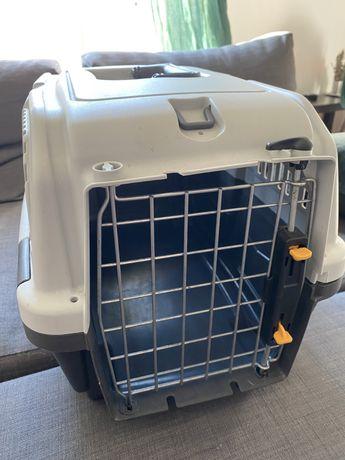 Caixa de transporte de animal de pequeno porte