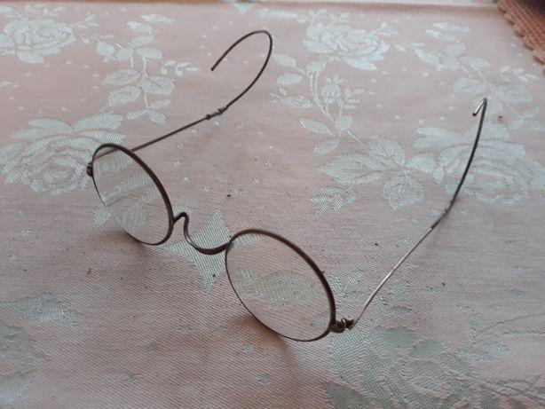 Okulary Zabytkowe