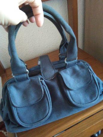 Bolsa vintage/ mala de mão