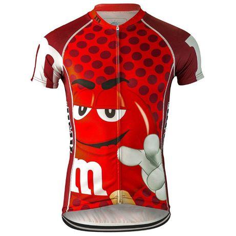 """Koszulka termiczna """"M&M's TEAM """" rower, rolki, nartorolki rozmiar S-XL"""