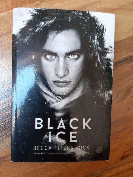 "Książka Wołam ""Black Ice"" Becca Fitzpatrick"