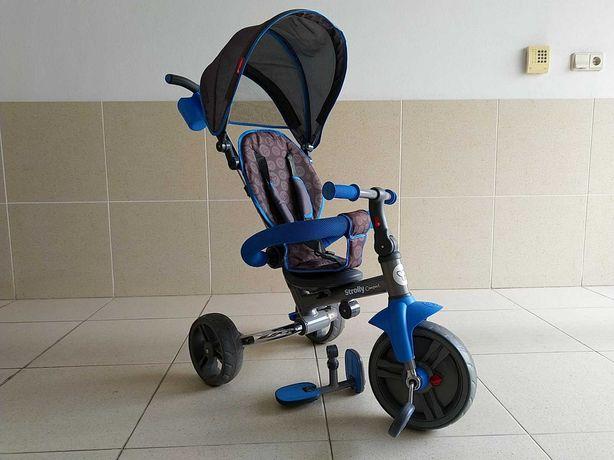 Triciclo dobrável