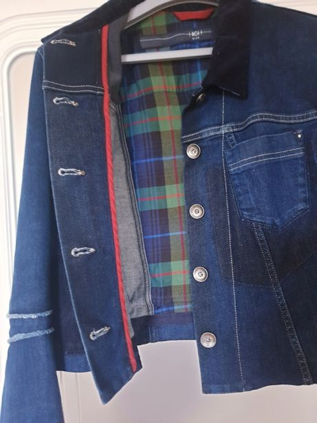 kurtka dżinsowa High Use