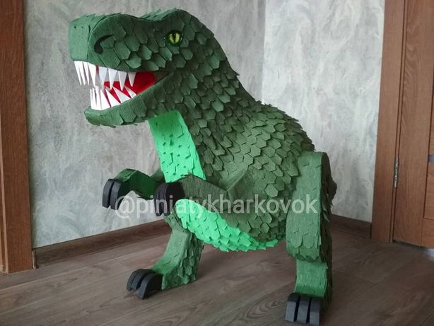 Пиньята динозавр Ти Рекс