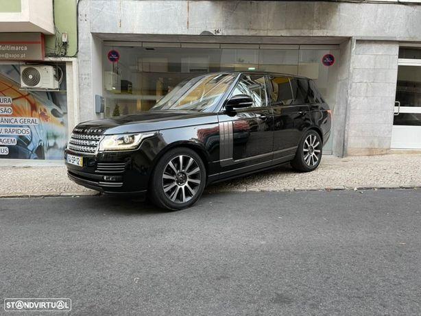 Land Rover Range Rover 3.0-tdv6-4x4
