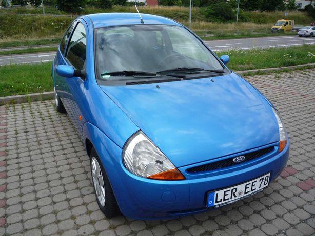 Ford KA. 2004. Tylko 110 tyś. Książka. Klima. Oryginał. Ładny.