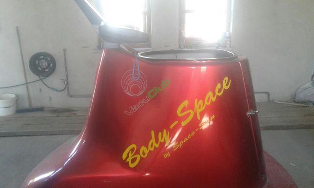 Bieżnia kettler body space vacum