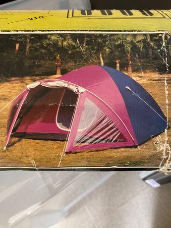 Tenda de Campismo para 4 Pessoas