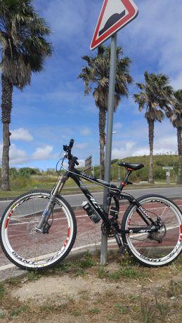 Велосипед Giant AC2 підвіс 26 Fox Float Fox Talas 140 Deore LX подвес