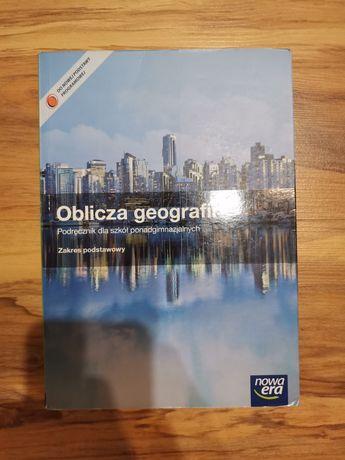 Książka oblicza geografi