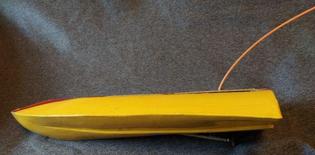 Ślizg eco expert łódka rc motorówka zdalnie sterowane
