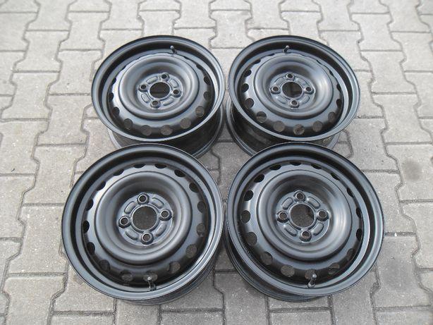 Felgi Nissan Micra K12 5jx14 4x100 ET45 Wysyłka GRATIS