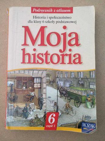 Moja historia podręcznik 6 część 2