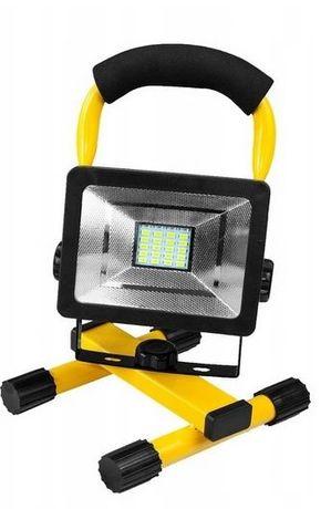 Halogen Przenośny Roboczy Lampa LED 30W SMD COB