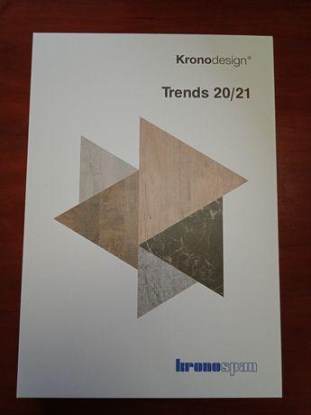 Wzornik Kronospan Trends 20/21