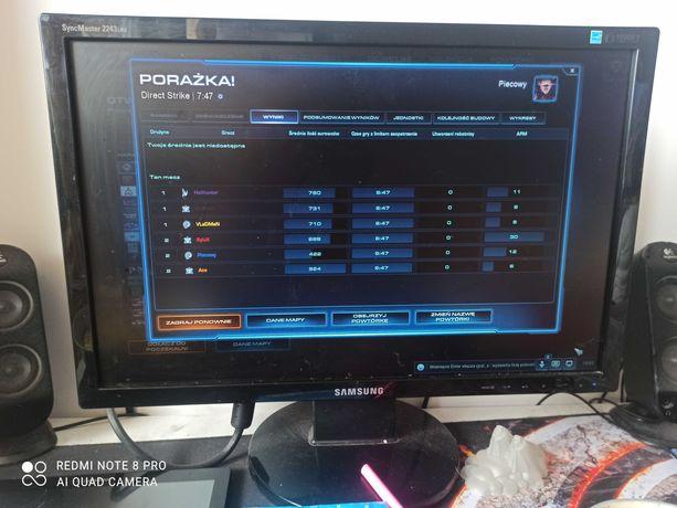 Monitor używany sprzedam