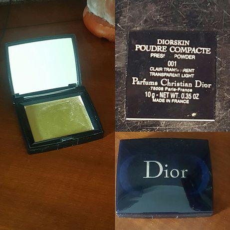 Футляр от пудры CD Dior diorskin poudre compacte