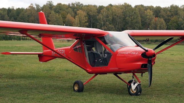 Aeroprakt A-22L2 samolot ultralekki