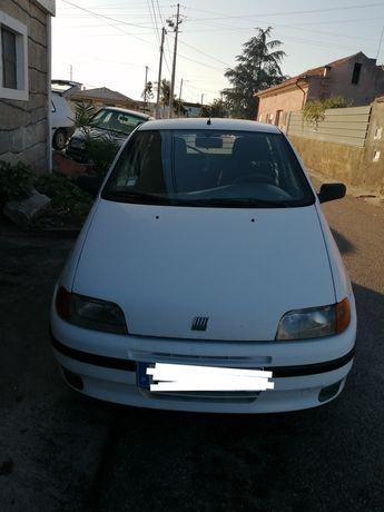 Fiat punto 1.7 Van