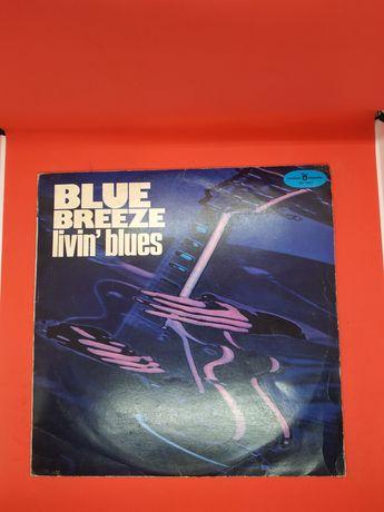 Blue Breeze livin blues виниловые пластинки ссср винил