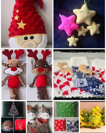 ozdoby Świąteczne,maskotki dla dzieci,prezenty