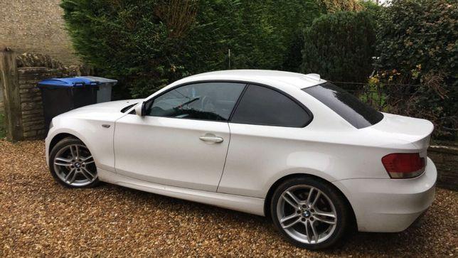 BMW 1 Coupe E82